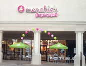 Menchie's the Shops at Lincoln Heights