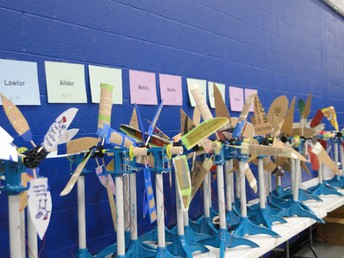 6. The Grade Four Kid Wind Project is Back!