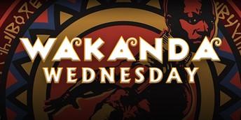 Wakanda Wednesday!
