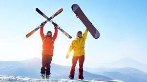 Ski & Snowboard Club Launch
