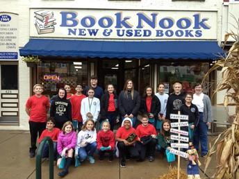 Book Nook Visit