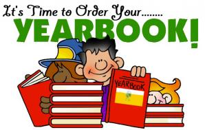 Order Your Yearbook Deadline May 15
