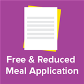 Free and Reduced Meal Application
