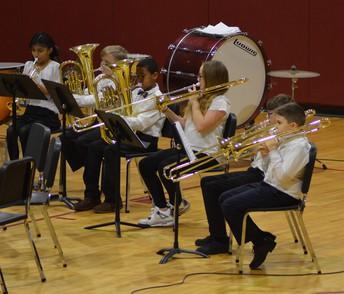 6th Grade Winter Concert