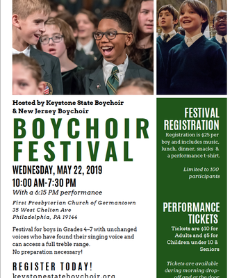 Boychoir Festival