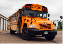 2021-22 Bus Information for Hosmer Elementary School and the Middle School