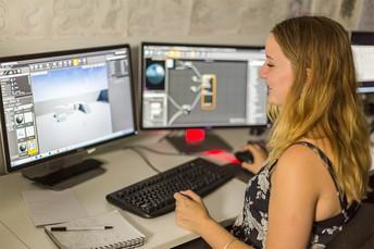 Digital Arts (Animation, Filmmaking, Game Design and Graphic Design)
