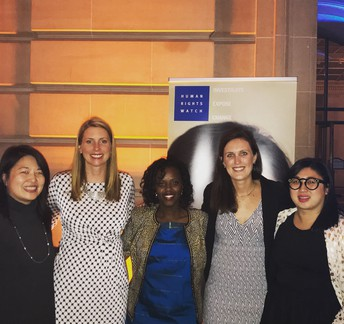 Human Rights Watch Dinner