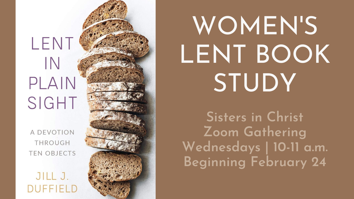 Lent Book Study for Women