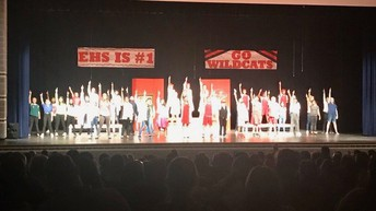 Congrats on a GREAT Musical!