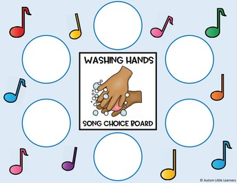 Songs for Handwashing