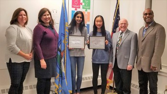 Students Awarded Top Prize at MaFLA