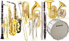 Students in Grades 5-8 Band Night 9/26/19