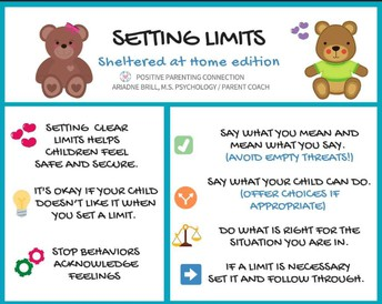 Setting Limits in Quarantine