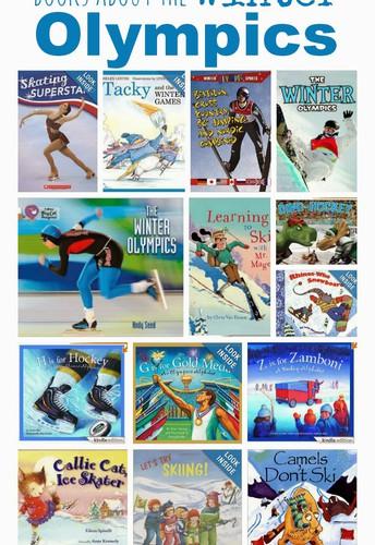 Olympics Book List!