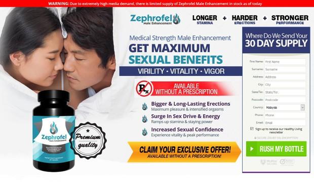 Zephrofel Testosterone Booster
