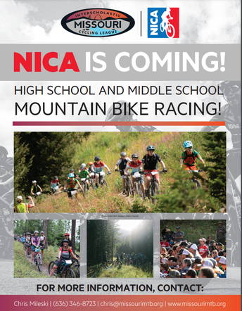High School and Middle School Mountain Bike Racing!