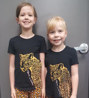 Cheetah Twins!