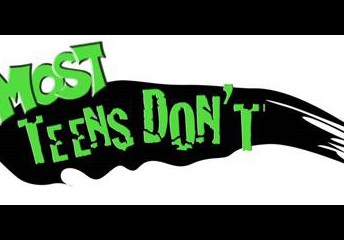 Congratulations to CCJH Most Teens Don't!