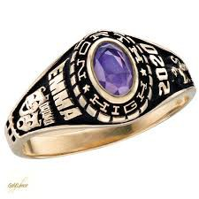 Junior and Senior Ring Orders