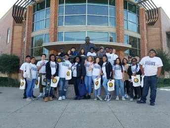 Freshman College Tour to Texas A&M Commerce