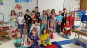 Pajama Day and Musical Instruments
