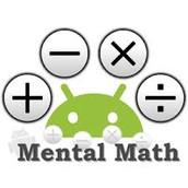Round #1 - Mental Math