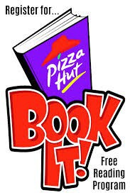 Pizza Hut Book It!