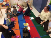 Sequencing a story about a pumpkin's growth