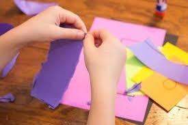 Tearing Paper