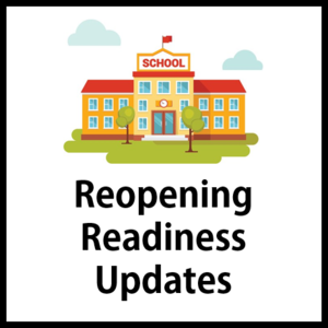 CVUSD Roadmap to Reopening Update