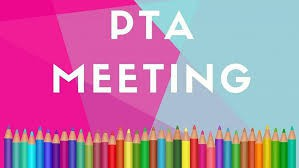 PTA meeting Monday, March 29th