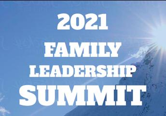 Family Leadership Summit 5/15  Building Future Leaders