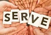 Serving