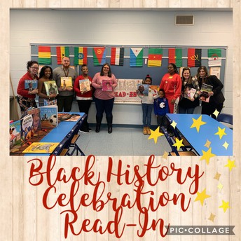 The Principal's POV on...the 2020 African American Read-in