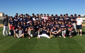 1st Alumni Baseball Game