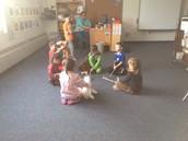 Maajii's Misaabekong classroom