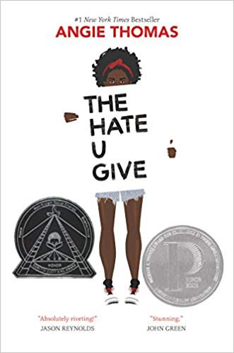 Next Book Club Title: The Hate U Give