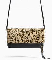 Covet Waverly - Leopard Calf Hair - SOLD