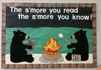 The s'more you read, the s'more you know!