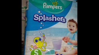 Swim Diapers Are Required