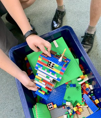 Science Lego Challenge