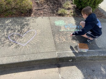 Happy Chalk Art!