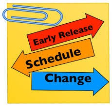 PLEASE NOTE: WE FOLLOW THE EARLY-OUT SCHEDULE JANUARY 27 & JANUARY 28!