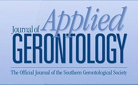 Journal of Applied Gerontology: from the Editor