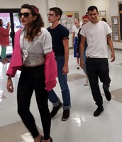 Senior Walk Through: Rock 'n' Roll is Here to Stay!