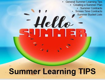 Getting Started: Summer Learning