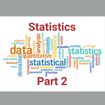 Spotlight on Statistics - Part 2