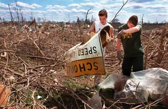 Remembering 1999 Tornado