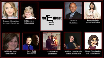 Join me on #MOEDchat